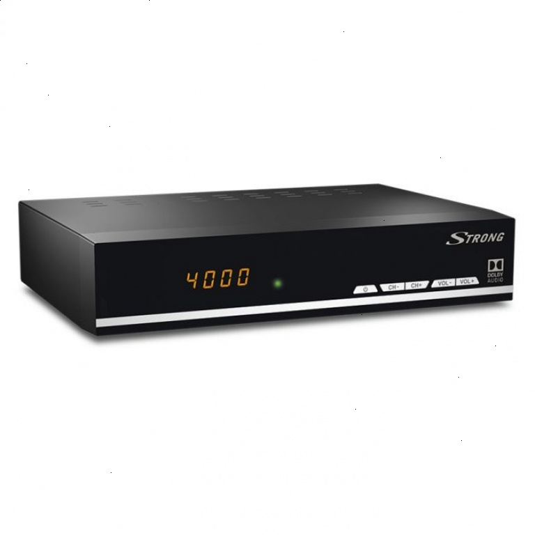 Strong SRT-7007 FTA DVB-S2 HD tuner USB PVR